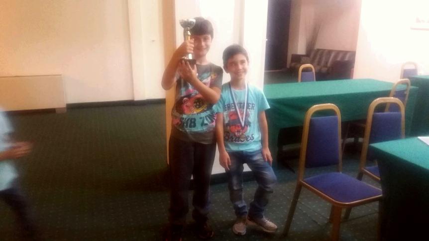 Επιτυχίες στο τουρνουά τουΚευρανού